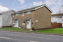 End Terrace House For Sale  Glasgow Lanarkshire G69