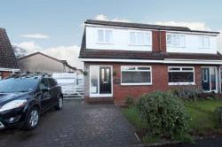 Semi Detached House For Sale  Dunfermline Fife KY12