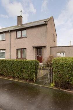 End Terrace House For Sale  Arbroath Angus DD11