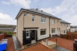 Semi Detached House For Sale  Dalmellington Ayrshire KA6