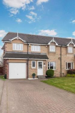 Semi Detached House For Sale  East Lothian East Lothian EH21