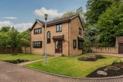 Detached House For Sale  Airdrie Lanarkshire ML6