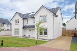 Semi Detached House For Sale  East Ayrshire Ayrshire KA3