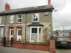 Semi Detached House For Sale  Tregaron Ceredigion SY25