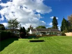 Detached Bungalow For Sale  Llandovery Carmarthenshire SA20