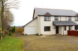 Semi Detached House For Sale  Llanon Ceredigion SY23