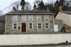 Detached House For Sale  Llandysul Carmarthenshire SA44
