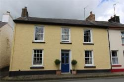 End Terrace House For Sale  Llandovery Carmarthenshire SA20