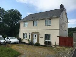 Detached House For Sale  Cwrtnewydd Carmarthenshire SA40