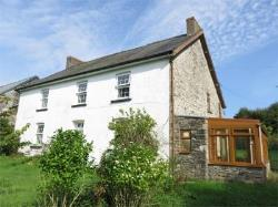 Detached House For Sale  Llangammarch Wells Powys LD4