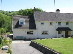 Semi Detached House For Sale  Llanwrda Carmarthenshire SA19