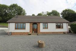 Detached Bungalow For Sale  Llanybydder Carmarthenshire SA40