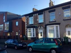 End Terrace House To Let  TRANMERE Merseyside CH42