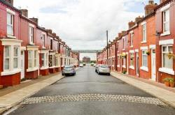 Terraced House To Let  DINGLE Merseyside L8