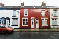 Terraced House To Let  WALTON Merseyside L4