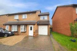 Semi Detached House For Sale  Milton Keynes Buckinghamshire MK15