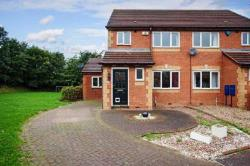 Semi Detached House For Sale  Newport Pagnell Buckinghamshire MK16
