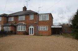 Semi Detached House For Sale  Milton Keynes Buckinghamshire MK13