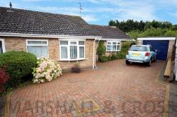 Semi - Detached Bungalow For Sale  Wellingborough Northamptonshire NN29