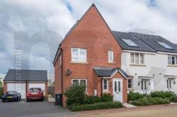 End Terrace House To Let  Rushden Northamptonshire NN10
