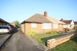 Semi - Detached Bungalow For Sale  Wellingborough Northamptonshire NN8