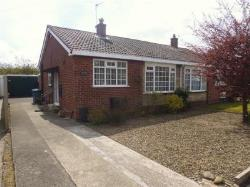 Semi - Detached Bungalow To Let  Hunmanby North Yorkshire YO14
