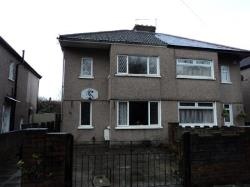 Semi Detached House For Sale  Cardiff Glamorgan CF11