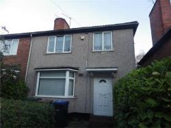 Semi Detached House To Let  Coventry West Midlands CV1