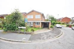 Detached House To Let Livesey Blackburn Lancashire BB2