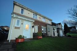 Semi Detached House For Sale Walton Le Dale  Preston  Lancashire PR5