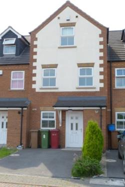 Terraced House To Let  Scunthorpe Lincolnshire DN16