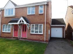 Semi Detached House To Let  Consett Durham DH8
