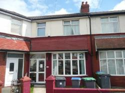Terraced House To Let  Blackpool Lancashire FY4