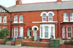 Terraced House For Sale  Blackpool Lancashire FY3