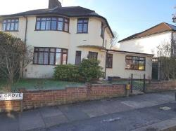 End Terrace House To Let  Ilford Essex IG6