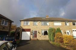 Semi Detached House For Sale Meltham Huddersfield West Yorkshire HD9