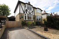 Semi Detached House For Sale Golcar Huddersfield West Yorkshire HD3