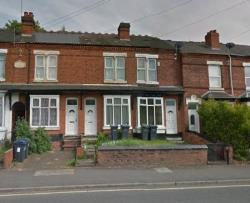 Terraced House To Let  Birmingham West Midlands B23