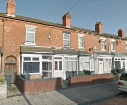 Terraced House To Let  Birmingham West Midlands B6