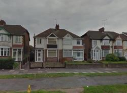Semi Detached House To Let  Erdington West Midlands B24