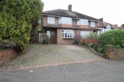 Semi Detached House For Sale Uxbridge Middlesex Middlesex UB10