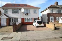Semi Detached House For Sale Northolt Middlesex Middlesex UB5