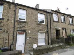 Terraced House To Let Crosland Moor Huddersfield West Yorkshire HD4