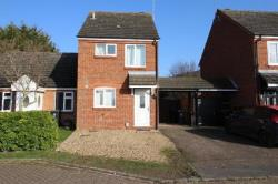 Semi Detached House To Let  NN10 0DB Northamptonshire NN10