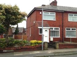 End Terrace House To Let  Swinton Greater Manchester M27