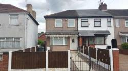 Semi Detached House To Let  Liverpool Merseyside L36