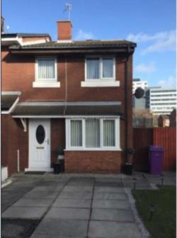 Semi Detached House For Sale  Liverpool Merseyside L3