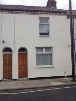 Terraced House To Let  Liverpool Merseyside L6