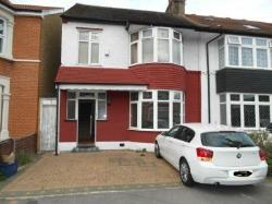 Semi Detached House To Let  Ilford Essex IG3