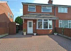 Semi Detached House For Sale  Southport Merseyside PR8
